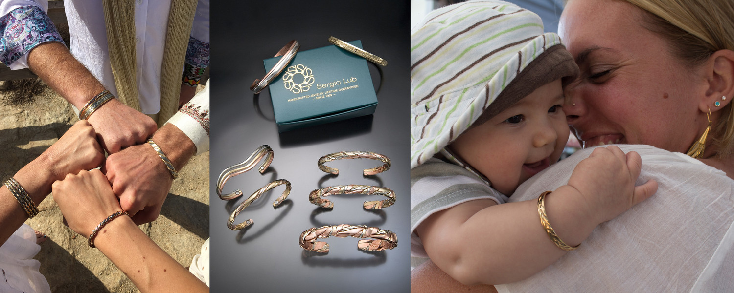 Individually Handcraft Bracelets In Northern California That Are Adjule And Designed To Be Worn Continuously Aging Gracefully For Years