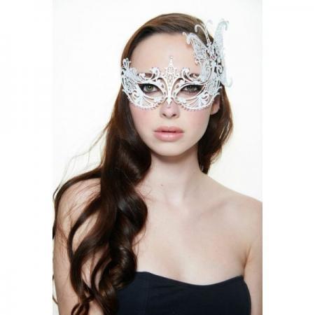Laser Cut Masquerade Mask