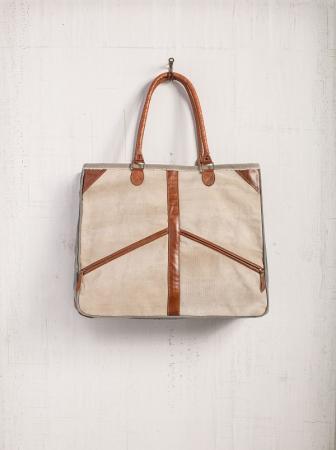 Peace Out Shoulder Bag